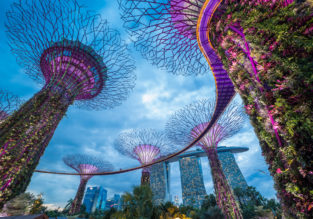 5* Lufthansa: cheap flights from France to Singapore for just €385!