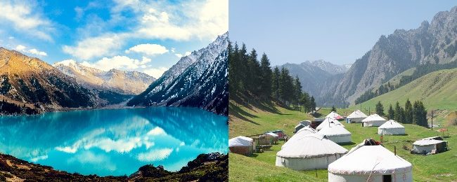 Kazakhstan and West China in one trip from Budapest from only €281!