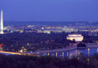 AU cities to Washington D.C. from only AU$940!