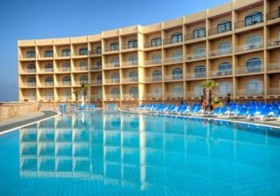 Double room at 4* resort in Malta for €19 per person!