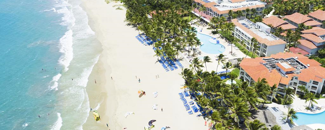 All Inclusive stay at 4* Wyndham beach resort in Dominican Republic for €67! (€33.5/ $39 per person)