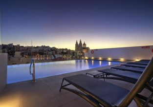 Double room at 4* hotel & spa in Malta for only €24/night per person!