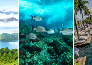 4 in 1 trip from London across South East Asia for only £337!