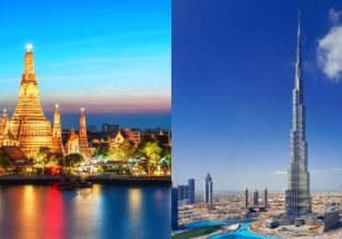 Emirates: Thailand or Sri Lanka and Dubai in one trip from Zagreb from €466!