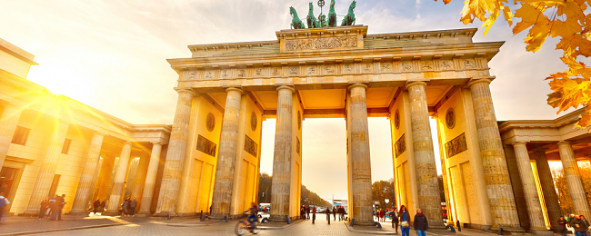 EUROPEAN SUMMER! AU cities to Berlin, Germany from only AU$638!