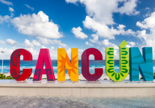 Cheap non-stop flights from London to Cancun, Mexico for only £330!