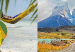 Chile, Argentina and Brazil (Sao Paulo) in one trip from Switzerland with full-service airlines for €588! Add Peru and Rio de Janeiro for €770!