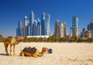 Last Minute: Non-stop flights from Helsinki to Dubai for only €100!