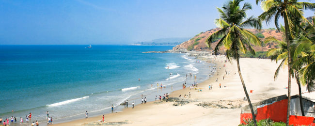 HOT!! Non-stop flights from Moscow to Goa, India for only €53 one way!