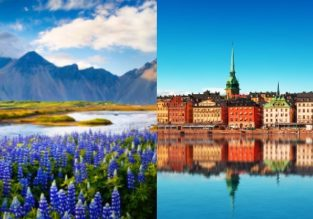 Sweden and Iceland in one trip from Dubai from only $353!