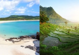 Peak season! Bali and Lombok in one trip from London for £343, checked bag included!