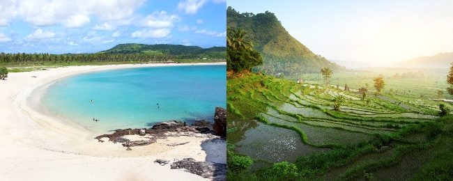 Peak season! Cheap flights from Kuala Lumpur to Bali or Lombok from only $62!