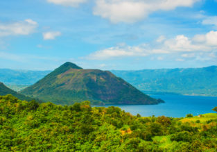 Cheap non-stop flights from Shanghai or Guangzhou to Manila, Philippines or vice-versa from only $56!