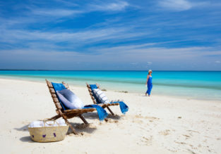 Exotic! Flights from Italy to Mozambique or Seychelles from €409!