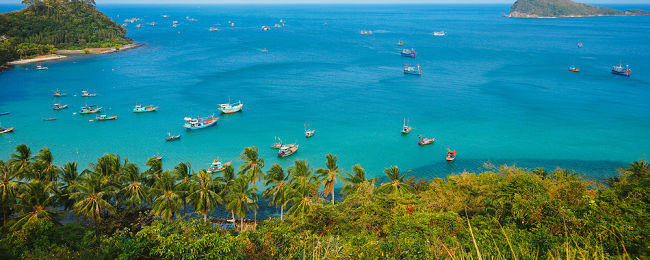 5-night stay in exotic Phu Quoc Island, Vietnam + flights from Kuala Lumpur for $93!