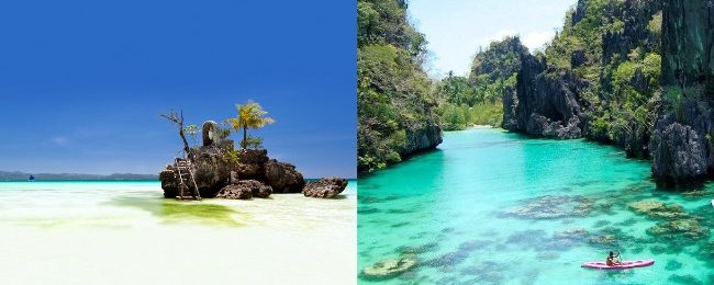 Philippines island hopper! Visit Manila, Boracay, Cebu and Palawan in one trip from Hong Kong for only $230!