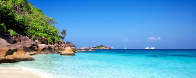 Cheap flights from many European cities to Phuket, Thailand from only €362!