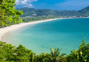 High season 2020! Cheap flights from Stockholm to Phuket from only €369!