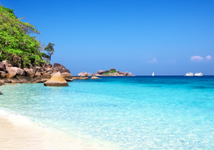 Cheap flights from Los Angeles or New York to Bangkok or Phuket, Thailand from only $337!