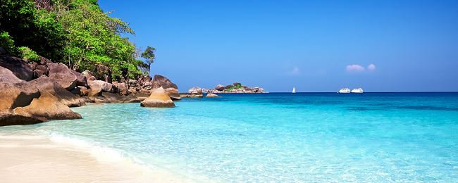 10-night stay in top-rated 4* hotel in Phuket + Turkish Airlines flights from Oslo for €552!