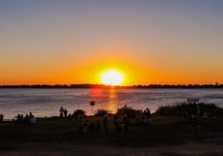 High season! Cheap flights from Rome or Paris to Porto Alegre, Southern Brazil from only €397!