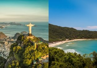 Florianopolis and Rio De Janeiro in one trip from Washington for $598!