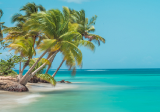 7-night stay at beachfront aparthotel in Dominican Republic + direct flights from New York from just $330!