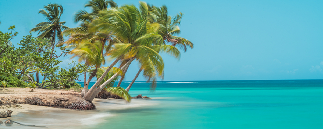 7-night stay at beachfront aparthotel in Dominican Republic + direct flights from New York from just $352!