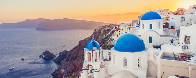 Cheap flights from UK to stunning Santorini, Zakynthos, Lefkada, Corfu and Skiathos for only £69!
