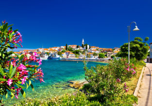 7 nights at well-rated apartment on Ugljan Island, Croatia + cheap flights from Germany for only €111!