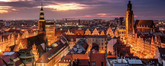 DEAL ALERT! Norway to Poland and vice-versa from only €3.5 one-way!