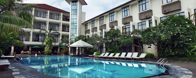 Peak Season! Superior room at 4* Best Western resort in Bali for only €18! (€9/ $10 per person)