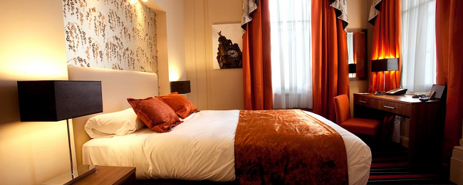 JUNE: Double room at top rated 4* hotel in Liverpool for only €50! (€25/ $30 per person)