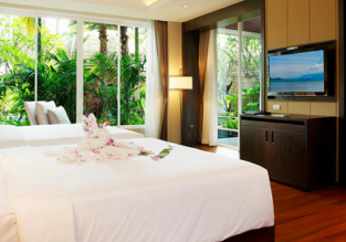 5* Sentido Khao Lak Resort & Spa for only €52! (€26/ £23 pp)