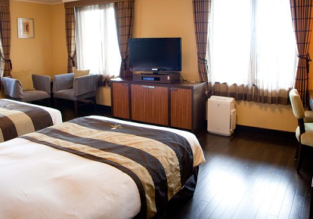 Centrally located 4* hotel in Osaka, Japan from only €26/ $29 per person!