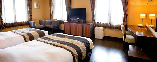Centrally located 4* hotel in Osaka, Japan for only €49! (€24.5/ $29 per person)