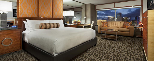 HOT! Double room at 4* MGM Grand Las Vegas for only €73! (€36.5/ $43 per person)