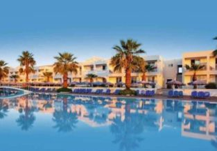 All inclusive 7-night stay in 4* beach resort in Corfu + spring flights from Germany from €338!