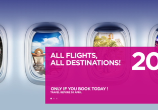 Wizz Air sale: 20% off for Discount Club members!