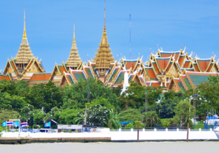 PEAK SEASON! Cheap-non stop flights from Tokyo to Bangkok, Thailand from only $191 with the checked bag included!