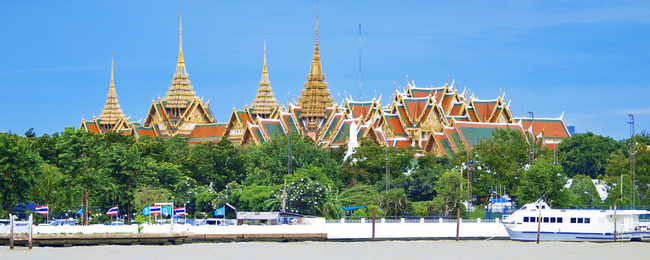 Cheap flights from Newcastle to Bangkok, Thailand for only £350!