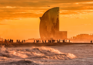 AUGUST! Cheap flights from Los Angeles or San Francisco to Barcelona from just $258!