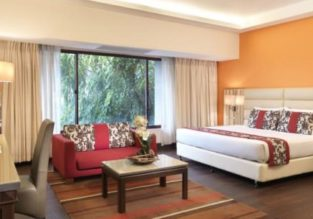 Deluxe double room in 5* hotel in Kuala Lumpur for only €38/night! (€19/£16 per person)