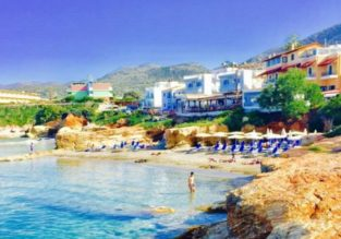 All inclusive 7-night stay in top-rated 4* beach hotel in Crete + spring flights from Germany from €296!