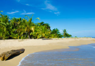 Cheap full-service flights from Boston to Costa Rica from only $229!