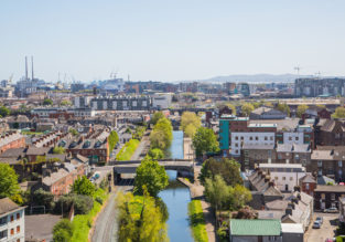 Spring! Non-stop flights from Chicago to Dublin, Ireland for just $324!