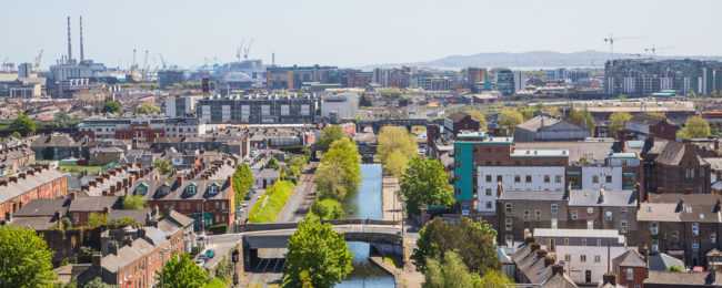 St. Patrick Day & Spring 2019! Cheap flights from US cities to Dublin from just $316!