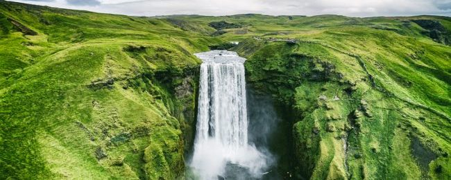 Late summer! Cheap non-stop flights from New York to Iceland for only $343!