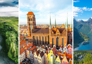 3 in 1: Iceland, Gdansk and Bergen in one trip from Riga from only €52!