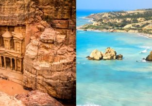 Cyprus and Jordan in one trip from Bratislava from only €41!